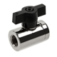 Robinet cu bila EK Water Blocks EK-AF Ball Valve 10mm G1/4 Nickel