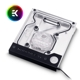 Waterblock all-in-one EK Water Blocks EK-FB ASUS ROG R6E RGB Monoblock - Nickel
