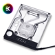 Waterblock all-in-one EK Water Blocks EK-FB MSI X299 GAMING PRO CARBON RGB Monoblock - Nickel
