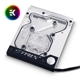 Waterblock all-in-one EK Water Blocks EK-FB ASUS Strix X299-E RGB Monoblock - Nickel