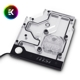 Waterblock all-in-one EK Water Blocks EK-FB MSI X370 XPower RGB Monoblock - Nickel