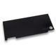 Backplate EK Water Blocks EK-FC1080 GTX TF6 - Black