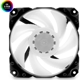 Ventilator 120 mm EK Water Blocks EK-Vardar X3M 120ER PWM D-RGB Black (500-2200rpm)