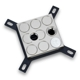 Waterblock CPU EK Water Blocks EK-Supremacy EVO - Full Nickel (Original CSQ), Intel LGA-115x, LGA-2011(-3), AMD AM4