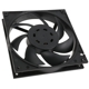 Ventilator 140 mm EK Water Blocks EK-Vardar EVO 140ER Black BB (500-2000rpm)