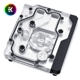 Waterblock all-in-one EK Water Blocks EK-Momentum ROG Strix Z390I D-RGB - Plexi