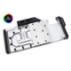 Waterblock VGA EK Water EK-Quantum Vector Strix RTX 2080 D-RGB - Nickel + Plexi