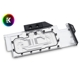 Waterblock VGA EK Water Blocks EK Vector RTX RE RGB - Nickel + Plexi