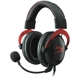 Casti Gaming HyperX Cloud II Red