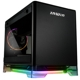Carcasa In Win A1 Plus Tempered Glass Mini-ITX Black, ARGB, sursa 650W Gold, IW-A1PLUS-BLACK
