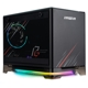 Carcasa In Win A1 PLUS Phantom Gaming Edition Tempered Glass Mini-ITX Black, ARGB, sursa 650W Gold, IW-A1PLUS-PGE