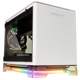 Carcasa In Win A1 Plus Tempered Glass Mini-ITX White, ARGB, sursa 650W Gold
