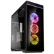 Carcasa Lian Li Alpha 550W RGB Tempered Glass Black