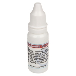 Aditiv concentrat Mayhems Biocide+ 15ml