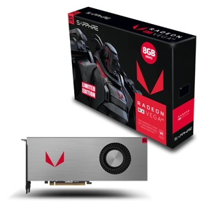 Placa video Sapphire Radeon RX Vega 64 8G Limited Edition, 1247 (1546) MHz, 8GB HBM2, 2048-bit, HDMI, 3x DP