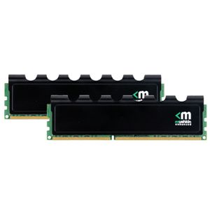 Memorie Mushkin Blackline Frostbyte 8GB (2x4GB) DDR3, 2400MHz, PC3-19200, CL11, Dual Channel Kit, 997092