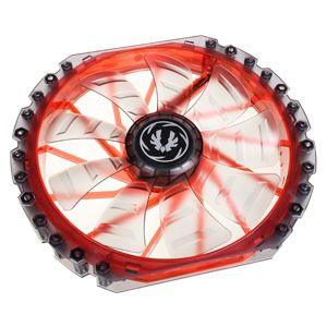 Ventilator 230 mm BitFenix Spectre Pro Red LED