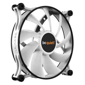 Ventilator 140 mm Be Quiet! Shadow Wings 2 900 rpm White, BL090