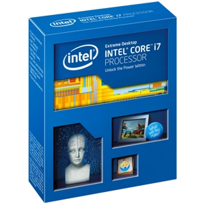 Procesor Intel Core i7-5820K Haswell E, 3.3GHz, socket 2011-3, Box, BX80648I75820K