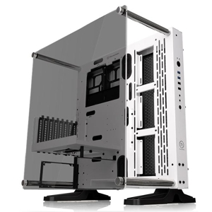 Carcasa Thermaltake Core P3 Tempered Glass Snow Edition