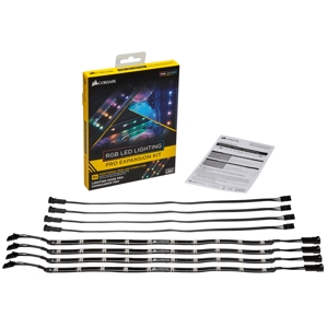 Corsair Link RGB LED Lighting PRO Expansion Kit, CL-8930002
