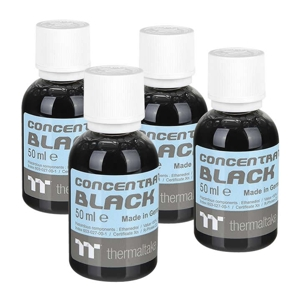 Pachet 4x 50ml concentrat Thermaltake TT Premium Black