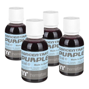 Pachet 4x 50ml concentrat Thermaltake TT Premium Purple