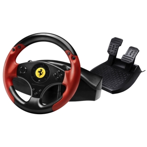 Volan Thrustmaster Ferrari Racing Wheel Red Legend Edition (PC/PS3)