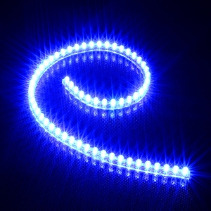 Tub flexibil LED Lamptron FlexLight Standard 60x LED Blue