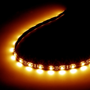 Banda LED Lamptron FlexLight Pro 12x LED Amber