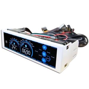 Fan controller LC-Power LC-CFC-3 White
