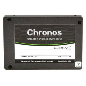 SSD Mushkin Chronos 480GB, 7mm, SATA3, 2.5 inch, MKNSSDCR480GB-7