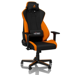 Scaun gaming Nitro Concepts S300 Horizon Orange