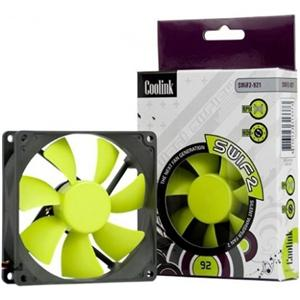Ventilator 92 mm Coolink SWiF2-92P