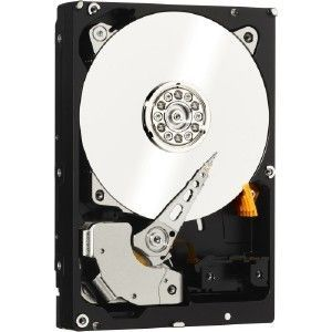 HDD 1TB Western Digital Black, SATA3, 7200 rpm, 64MB, WD1003FZEX