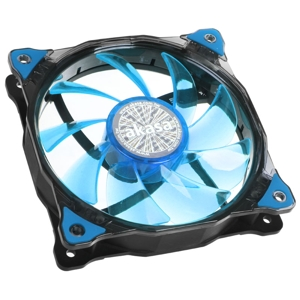 Ventilator 120 mm Akasa Vegas Blue LED