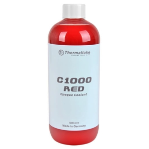 Lichid racire Thermaltake C1000 Opaque Coolant Red 1000ml