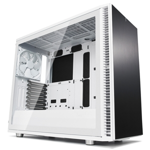 Carcasa Fractal Design Define S2 White Tempered Glass