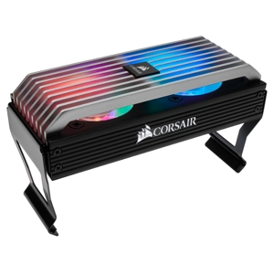 Cooler memorii Corsair Dominator Airflow Platinum RGB Fan