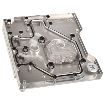 Waterblock all-in-one EK Water Blocks EK-FB ASUS M9H Monoblock - Nickel