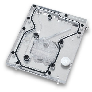 Waterblock all-in-one EK Water Blocks EK-FB ASUS X99 Monoblock - Nickel