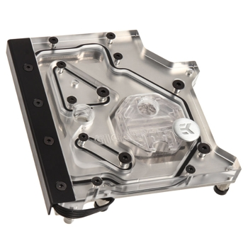 Waterblock all-in-one EK Water Blocks EK-FB GA Z270X RGB Monoblock - Nickel