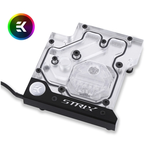 Waterblock all-in-one EK Water Blocks EK-FB ASUS Z270I Strix RGB Monoblock - Nickel