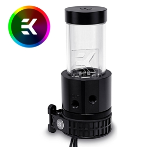 Pompa cu rezervor inclus EK Water Blocks EK-XRES 140 Revo D5 RGB PWM (incl. sleeved pump)