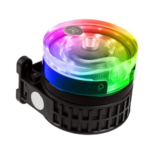 Pompa EK Water Blocks EK-XTOP Revo D5 RGB PWM - Plexi (incl. sleeved pump)