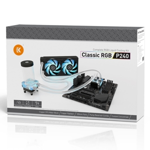Kit watercooling EK Water Blocks EK-KIT Classic RGB P240