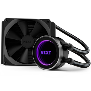 Cooler CPU NZXT KRAKEN X42 140mm, racire cu lichid, RGB LED, Infinite Mirror Design, CAM Digital Control, RL-KRX42-02