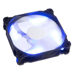 Ventilator 120 mm Phanteks PH-F120SP Blue LED Black/White