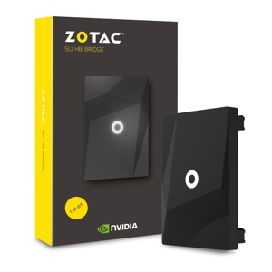 Conector Zotac SLI HB bridge (2-Way) 1 Slot/60mm, ZT-SLI0B-10L