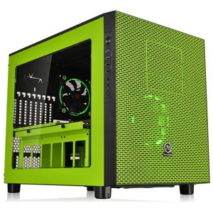 Carcasa Thermaltake Core X5 Riing Edition Green